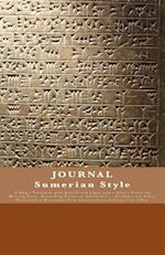 Journal Sumerian Style