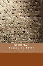Journal Sumerian Style