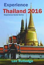 Experience Thailand 2016