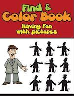 Find & Color Book