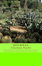 Journal Cactus Style