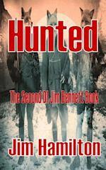 Hunted af Jim Hamilton