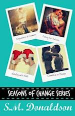 Seasons of Change Series af S. M. Donaldson, Chelly Peeler