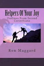Helpers of Your Joy af Dr Ron Maggard