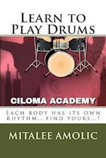 Learn to Play Drums af MS Mitalee Amolic