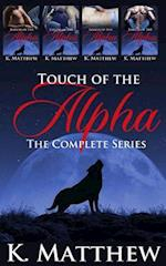 Touch of the Alpha af K. Matthew