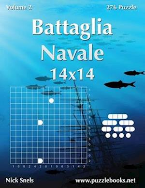 Battaglia Navale 14x14 - Volume 2 - 276 Puzzle