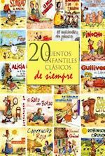 20 Cuentos Infantiles Clasicos de Siempre af Charles Perrault, Hans Christian Andersen, Hermanos Grimm