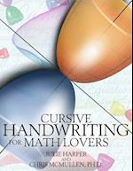 Cursive Handwriting for Math Lovers