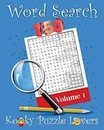 Word Search, Volume 1