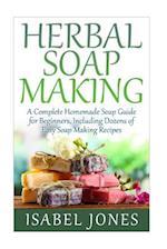 Herbal Soap Making af Isabel Jones