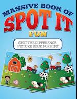 Massive Book of Spot It Fun
