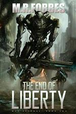 The End of Liberty (War Eternal, Book Two)