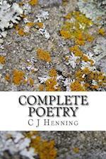 Complete Poetry af C. J. Henning