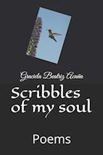 Scribbles of My Soul af Graciela Beatriz Acuna