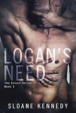 Logan's Need af Sloane Kennedy