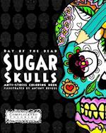 Day of the Dead - Sugar Skulls af Complicated Coloring