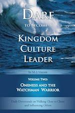Dare to Become a Kingdom Culture Leader (Volume 2) af Mikaela Vincent
