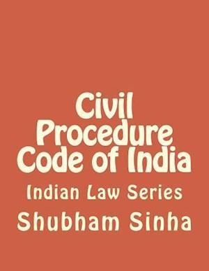 Civil Procedure Code of India