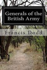 Generals of the British Army