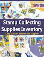 Stamp Collecting Supplies Inventory