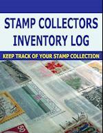 Stamp Collectors Inventory Log