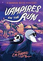 Vampires on the Run (Quinnie Boyd Mystery)