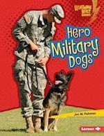 Hero Military Dogs (Lightning Bolt Books Hero Dogs)