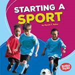 Starting a Sport (Bumba Books Fun Firsts)