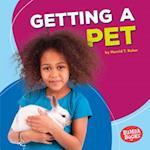 Getting a Pet (Bumba Books Fun Firsts)