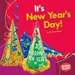 It's New Year's Day! (Bumba Books Its a Holiday)