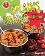 Brains, Brains, and Other Horrifying Breakfasts (Little Kitchen of Horrors)