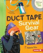 Duct Tape Survival Gear (Create with Duct Tape)