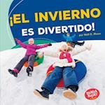 El Invierno Es Divertido! (Winter Is Fun!) (Bumba Books en Espanol Diviertete Con las Estaciones Season)
