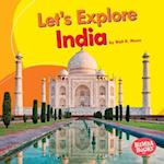 Let's Explore India (Bumba Books Lets Explore Countries)