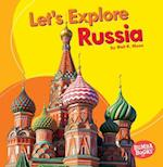 Let's Explore Russia (Bumba Books Lets Explore Countries)
