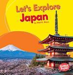 Let's Explore Japan (Bumba Books Lets Explore Countries)