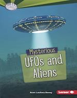 Mysterious Ufos and Aliens (Searchlight Books)