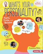 What's Your Personality? (Mindgames)