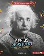 Genius Physicist Albert Einstein (Stem Trailblazer Bios)