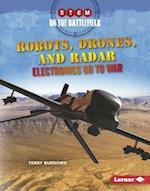 Robots, Drones, and Radar (Stem on the Battlefield)