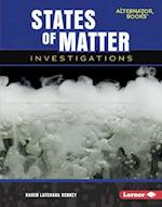 States of Matter Investigations (Key Questions in Physical Science)