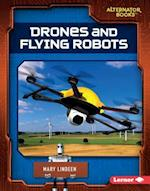 Drones and Flying Robots (Cutting Edge Robotics)