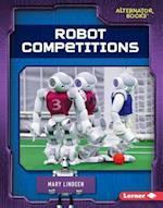 Robot Competitions (Cutting Edge Robotics)