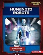 Humanoid Robots (Cutting Edge Robotics)