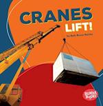 Cranes Lift! (Bumba Books Construction Zone)