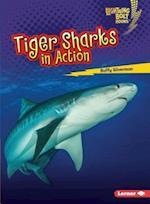 Tiger Sharks in Action (Lightning Bolt Books Shark World)