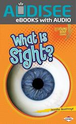What Is Sight? (Lightning Bolt Books TM Your Amazing Senses)
