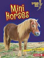 Mini Horses (Lightning Bolt Books)