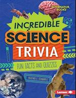 Incredible Science Trivia (Trivia Time)